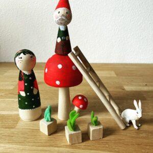 Speelgoed en zelfmakers
